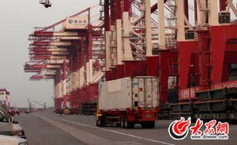 15亿掷向环保 青岛港走向绿色低碳
