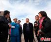 采访团记者采访山东新船重工有限公司