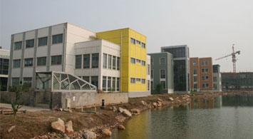 大学科技园生态谷