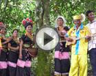 布朗族:曼峨村的男女情歌对唱