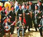 世代相传的布依族八音坐唱