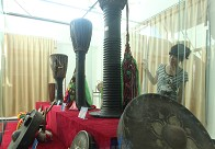 德昂族传统的乐器及祭祀用器