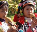 德昂族的民族乐器