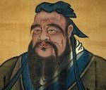 儒家学派创始人 孔子