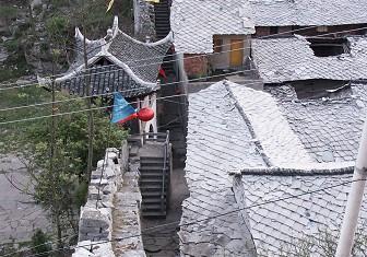 传统的屯堡大汉族城堡