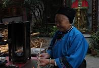 天龙屯堡大汉族村寨中的三贤寺