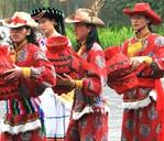 独龙族歌舞