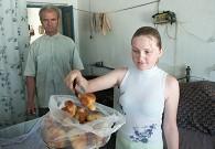9年前的照片:当年的俄罗斯列巴房