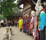 仡佬族务川傩戏和道真傩戏