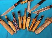 保安腰刀堪称保安族文化的大动脉