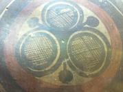 几千年前的陶罐上的图案
