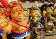 台湾少数民族人偶