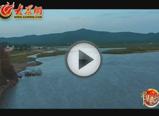 赫哲族捕鱼生活写实
