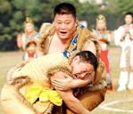 赫哲传统竞技:杜烈其