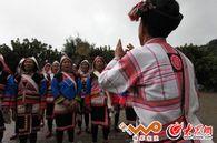 传唱传统民歌