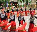 景颇族的目瑙纵歌节