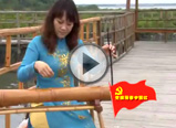 京族传统民歌《过桥风吹》