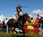 柯尔克孜族节日――马奶节
