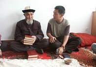 十年前施晓亮采访居素甫老人