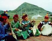 柯尔克孜族的音乐