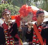 拉祜族传统饮茶法