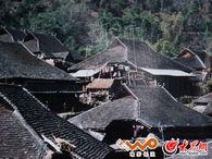 传统的拉祜族民居