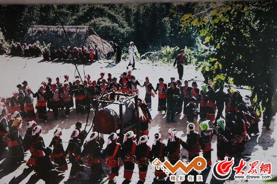 快乐的拉祜族
