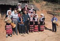 10年前施晓亮一行走入拉祜族村寨