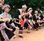 拉祜族原生态歌舞
