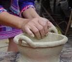 黎族手工艺制陶