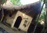 黎族人最传统的居住房屋――船形屋