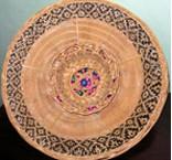 毛南族花竹帽的传说