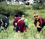 鄂伦春族的民间舞