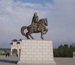 成吉思汗陵 一代天骄的纪念碑