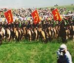 蒙古民族的源起