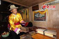 胡镜明一生致力民族文化保护和传承