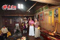 普米族的传统民歌越听越有味道