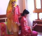 撒拉族的婚姻习俗