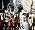 土族习俗―神秘的於菟祭祀