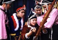 畲族文化代代相传
