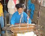 三都传统织布机