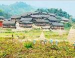 三都巴茅水族村寨风景