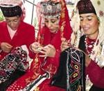 塔吉克族服饰文化
