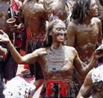 神秘的佤族木鼓文化