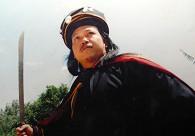 """10年前的佤族司岗里""""酋长""""茶红明"""