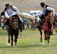 乌孜别克族体育――赛马