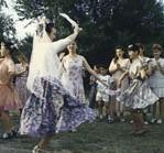 探秘塔塔尔族婚礼