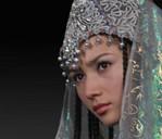 维吾尔族女子服饰