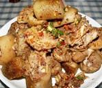 彝族坨坨肉