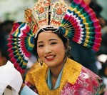 藏族的服饰文化